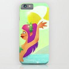 Summertime Mermaid Slim Case iPhone 6s