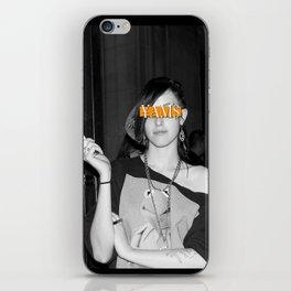 Savvy Yams iPhone Skin