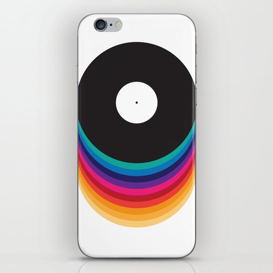 Happy Music iPhone & iPod Skin