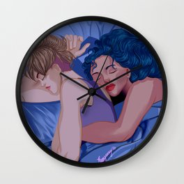 Spoon Wall Clock