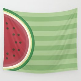 Watermelon  Wall Tapestry