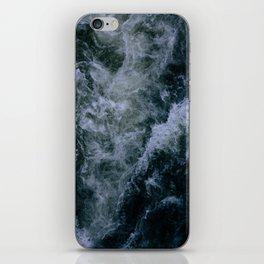 Churning Waters iPhone Skin