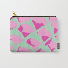 Pink Gumdrops Carry-All Pouch