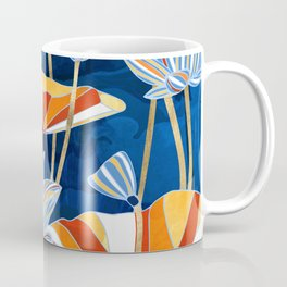 Bold Botanical Coffee Mug