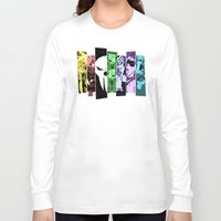 soul eater Long Sleeve T-shirts featuring Soul Eater by feimyconcepts05