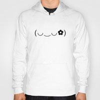 kawaii Hoodies featuring Kawaii by Tony Truong