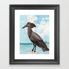 Umbrette Framed Art Print