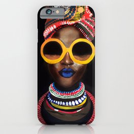 'Black Gold' iPhone Case