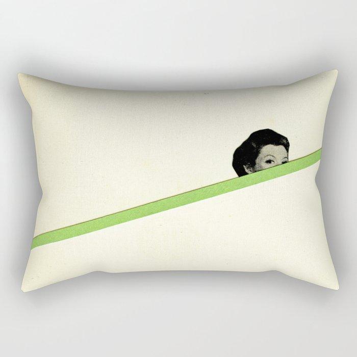 Peekaboo Rectangular Pillow