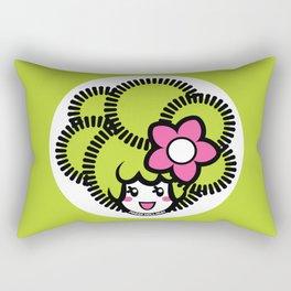 Pagan Lime Rectangular Pillow