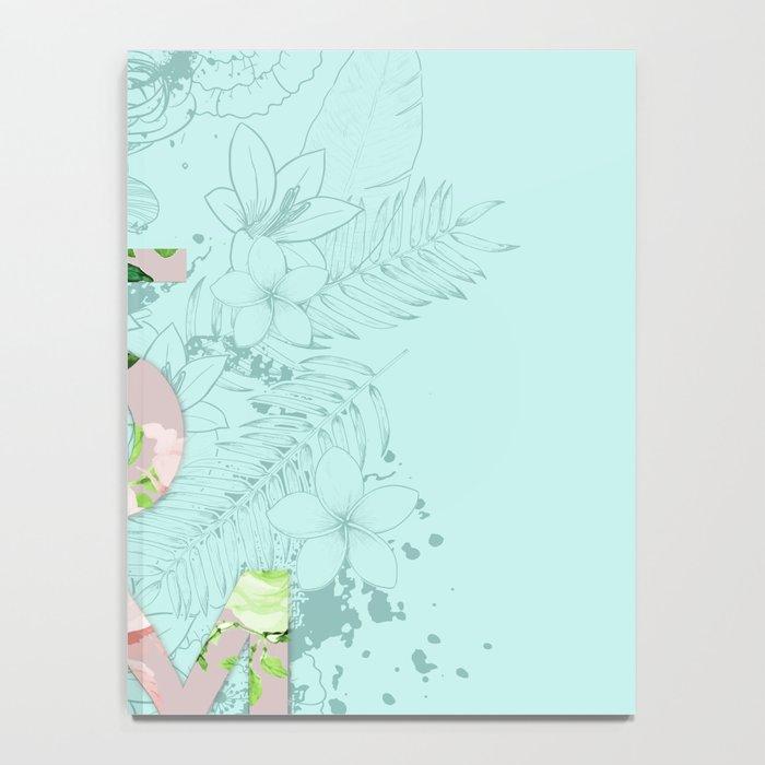 Vintage Bloom V2 #society6 Notebook