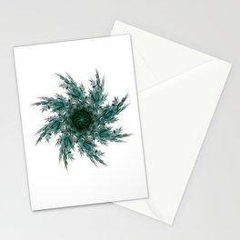 Fractal mandala Stationery Cards