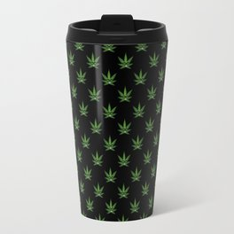 All over print for cannabiznoids leggings Travel Mug