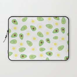 Avocados & Eggs Laptop Sleeve