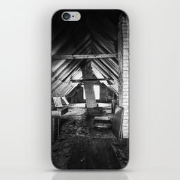 Chimneys of Pooley Place iPhone Skin