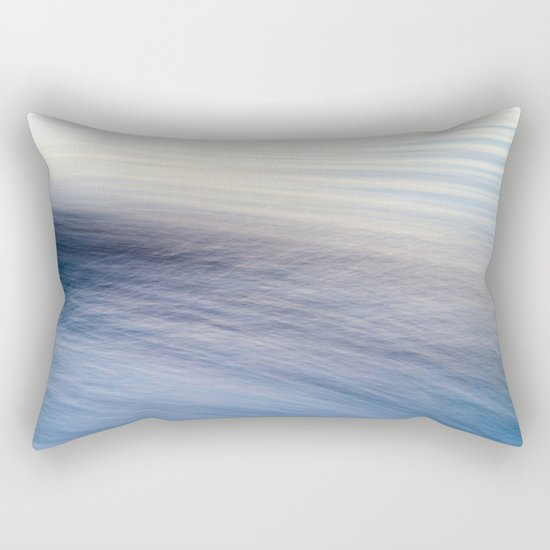 for luck:) Rectangular Pillow