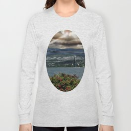 Bridge Near Vancouver Long Sleeve T-shirt