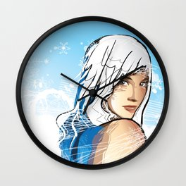 Ice_Queen Wall Clock