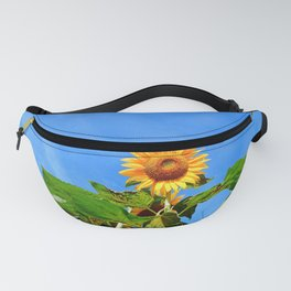 Sunflower in the Sky Fanny Pack