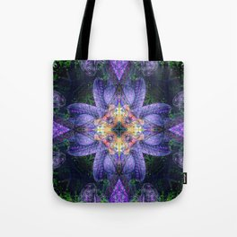 Flowers for Ange Tote Bag