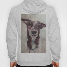 Parson, the cattle dog Hoody