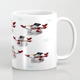 Snowmen and Snowflakes Coffee Mug