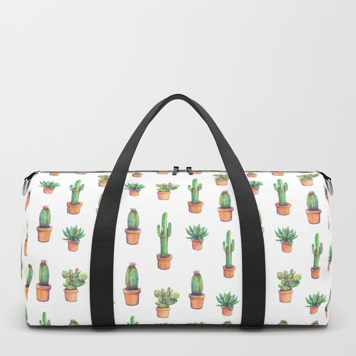 my old caactus are back Duffle Bag