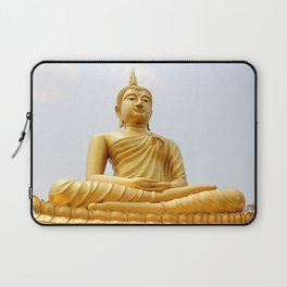 Gold Buddha Laptop Sleeve