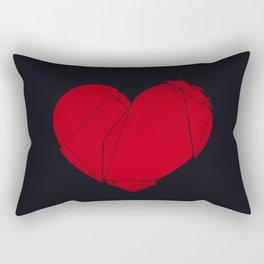 Heart-1 Rectangular Pillow