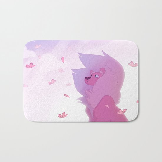 Steven Universe - Spring is in the Air Bath Mat