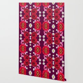 Florals of Your Dreams  Wallpaper