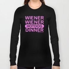 wiener wiener Long Sleeve T-shirt