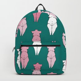 Les corps roses - Pink bodies Backpack