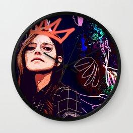 Bae_dusk Wall Clock