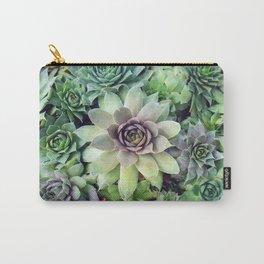 Succulent Garden II Carry-All Pouch