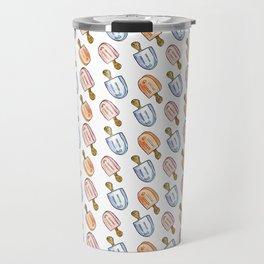 Small Popsicle Print Travel Mug