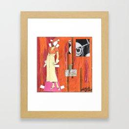 Dolled up Framed Art Print