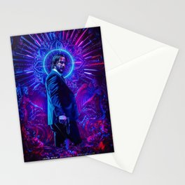 John Wick Stationery Cards