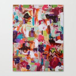 Spring Into Confusion Canvas Print