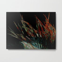 Ancient feathers Metal Print