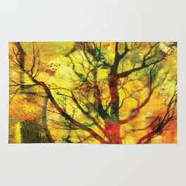 AbstractTree Rug