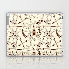 I love tattoo Laptop & iPad Skin