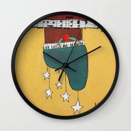 Piano Chime Wall Clock