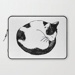 Sleepy Cat Laptop Sleeve