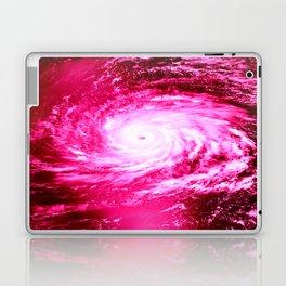 Pink Hurricane Laptop & iPad Skin