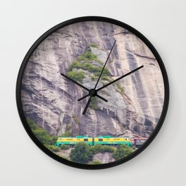 Finding a Way Wall Clock