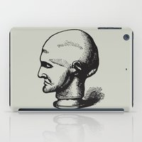 depeche mode iPad Cases featuring Saving mode by MAZUR
