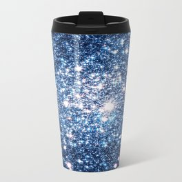 Galaxy Stars: Riverside Blue Travel Mug