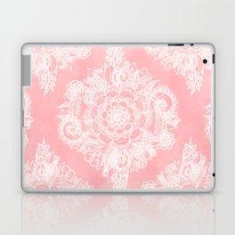 Marshmallow Lace Laptop & iPad Skin