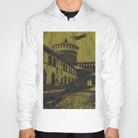 milan Hoodies featuring Milan 5 by Anand Brai
